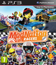 Modnation Racers PS3 *in Excellent Condition*