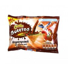 Lays Cheetos Sweetos Cocoa Cream Filled Snacks 6 packs x 35g