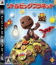 Used PS3  Little Big Planet PLAYSTATION 3 SONY JAPAN JAPANESE IMPORT