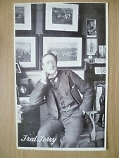 Postcard- Theater Actors MR FRED TERRY