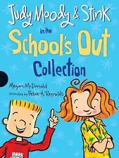 Judy Moody: Judy Moody and Stink in the School's Out Collection by Megan...