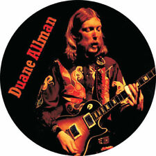 Parche imprimido, Iron on patch, /Textil sticker, Pegatina/ - Duane Allman