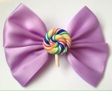 Fairy Kei Lollipop Hair Bow Candy Sweet Lolita Kawaii Carnival