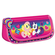 My Little Pony Pencil Pouch Tube Case School MLP Girls