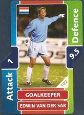 TOPPS MATCH ATTAX WORLD CUP 2006- #102-HOLLAND-EDWIN VAN DER SAR