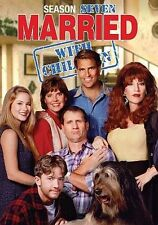 Married With Children: Season 7 DVD, Ted McGinley, Amanda Bearse, David Faustino