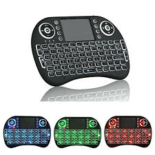 Mini 2.4G Wireless Touchpad Keyboard for Raspberry PC Kodi Android Google TV Box