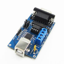 USB to Serial RS232/UART TTL/RS485 DB9 Converter Adapter Module FTDI FT232BM/BL