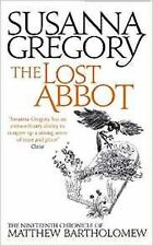The Lost Abbot by Susanna Gregory - New Paperback Book