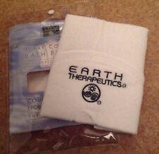 Earth Therapeutics Vasca Da Bagno Cuscino Supporto Collo ventose Piscina Sdraio