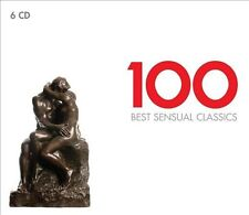 100 Best Sensual Classics [6 CD Set] NEW!