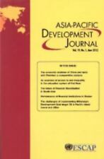 Asia-Pacific Development Journal, June 2012 (Asia-Pacific Development Journals)