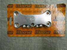 MOOSE RACE HANDLEBAR SILVER CLAMP LTZ400/KFX400