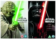 The Complete Star Wars Episodes 1 - 6 DVD 6 Discs Collection Mark Brand New DVD
