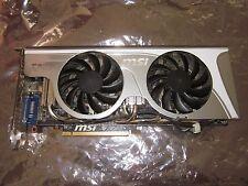 MSI ATI Radeon HD 5850 Twin Frozr II 1 GB PCI Express pci-e video graphics card