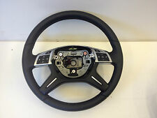 MERCEDES W204 C CLASS MULTIFUNCTION STEERING WHEEL 2012-2014