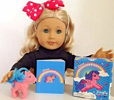 "My Little Pony Mini Book for American Girl Doll 18"" Accessories SET"