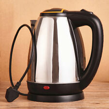 2L Good Quality Stainless Steel Electric Automatic Cut Off Jug Kettle F7