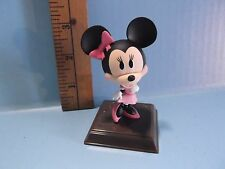 "#A737 Unknown Anime 3""in Darling Minnie Mouse Figure Pink Outfit"