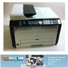 Ricoh Aficio SP204SFN Drucker Scanner Kopierer Fax SP 204 SFN Multifunktion