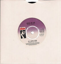 "Fat Larry's Band Castle Of Joy UK 45 7"" single +Sparkle"