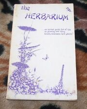The Herbarium Growing Using Locally Avaiable Herb Plants