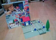 LEGO Town City Passaggio livello - Level crossing  + BOX + MANUAL COMPLETE 100%