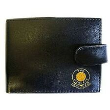 WATFORD F.C LEATHER FOOTBALL WALLET