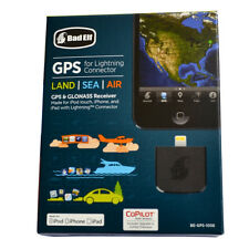 New Bad Elf High Performance GPS & GLONASS Receiver with Lightning Connector