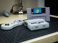 Classic Retro Mini SNES - Raspberry Pi 2/3b Case Super Nintendo !
