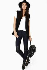 nasty gal Dakota Collective Rough Patch Jeans 27 new with tags