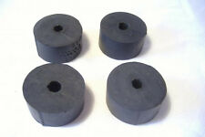 "Sidecar Body Rubber Vibration Damper 2"" O.D. 1-1/16"" Thick  3/8"" Hole Motorcycle"