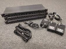 ** Lot of 3 Network Devices Gemini Multisession Star for IBM AS/400 G-2245-4/5