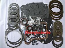 For Ford Mazda CD4E Transfer Case Master Rebuild Kit W/ Steel Friction Kit 94-ON