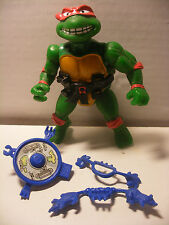 vintage TMNT Tortues Wacky Action Ninja Turtles BREAKFIGHTIN'RAPHAEL Complet