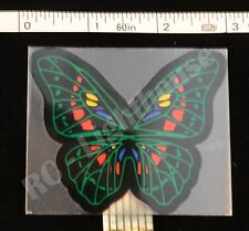 RC LED Flashing Butterfly Emblem - 7 flashing modes Super Slim Ultra Bright