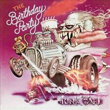 Junkyard [PA] [Remaster] by The Birthday Party (CD, May-2000, Buddha Records)