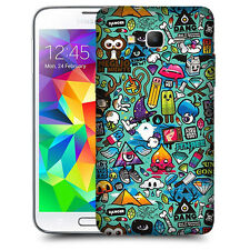 CUSTODIA COVER  per SAMSUNG G530H GALAXY GRAND PRIME TPU BACK CASE STICKERS