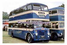 gw0516 - Delaine Bus no 50 - reg no RCT 3 - photograph