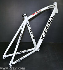 1200 X-PERIA Cadre Route Alu Taille 58 Blanc Size New Alloy Road Frame Rahmen