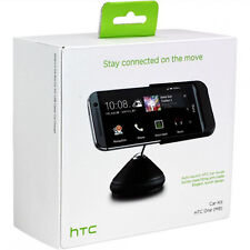 Genuine CC D190 Car Cradle and Charger Car Kit Package for HTC One M8 - Black