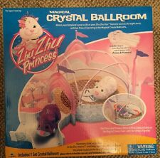 Zhu Zhu Princess Magical Crystal Ballroom Playset - NEW!!