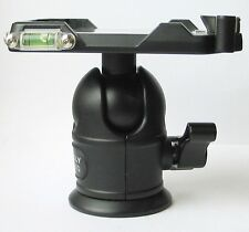 New KHD61Q Tripod Ball Head compatible Velbon PHD61Q Quick Release without Plate