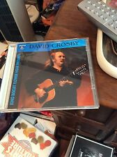 David Crosby : David Crosby-King Biscuit Live CD (1998)