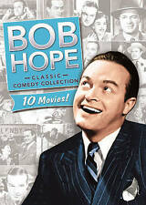 Bob Hope: Classic Comedy Collection (DVD, 2014, 4-Disc Set)