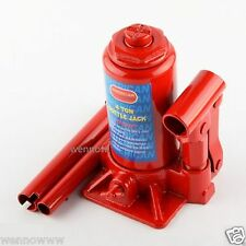 New 4 TON TONNE Hydraulic Bottle Jack Lifting Stand for Car/Van/Boat/Caravan