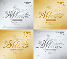 2011 SMTOWN Winter: The Warmest Gift [Random] TVXQ,Super Junior,SNSD,SHINee,f(x)