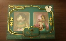 DISNEY D23 2015 LIMITED EDITION ART OF JASMINE VINYLMATION 2 PACK SET IN HAND
