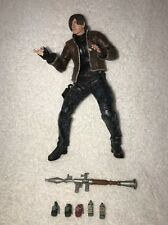 "Resident Evil 4, Series 1, NECA 7"" Action Figure, Variant Jacket Leon S Kennedy"
