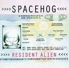 Spacehog - Resident Alien [New CD] Manufactured On Demand